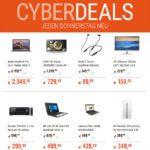 MacBook Pro (2016) und mehr: Cyberport Cyberdeals 07. – 13.12.17