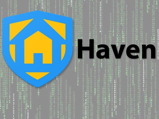 Die Haven App von