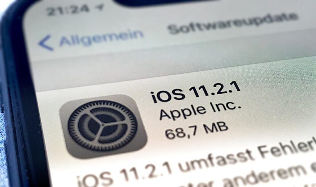 Das IOS und tvOS 11.2.1 bietet einige Bugfixes wie zum Beispiel die Reaktivierung des entfernten Gastzugriffs in HomeKit.