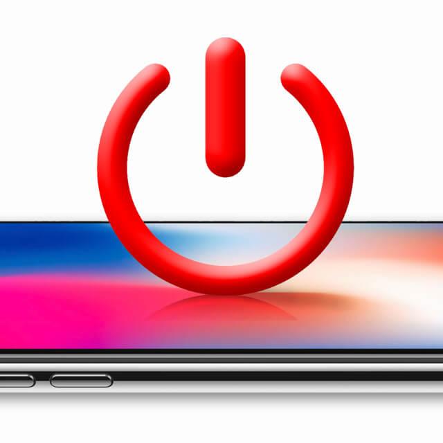 Apple iPhone ausmachen und anmachen, wie geht das?