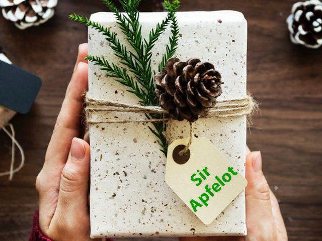 Passende Geschenk-Idee zu Weihnachten 2017 für kleine und größere Geldbeutel