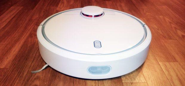 Der Xiaomi Mi Robot Vacuum Staubsauger-Roboter im Test von Sir Apfelot.