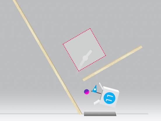 Die Trick Shot App für iOS auf iPhone, iPad und iPod Touch ist ein Geschicklichkeitsspiel in Ping-Pong-Manier. Das Spiel könnt ihr kostenlos herunterladen! Bildquelle: App Store / iTunes