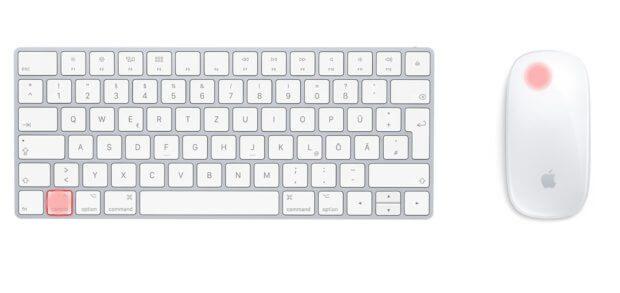 """Im High Sierra Banner des Mac App Store nutzt ihr diese Kombination um das Feld zum """"Aktualisierungen ausblenden"""" aufzurufen."""
