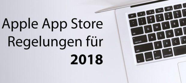 Wer eine iOS-App programmiert und diese im App Store für iPhone, iPad und iPod Touch bereitstellt, muss ab 2018 neue Regeln beachten. Die wichtigsten Neuerungen für Developer gibt es hier zusammengefasst.