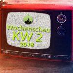 Sir Apfelot Wochenschau – Apple- und Tech-News der KW2 2018