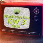Sir Apfelot Wochenschau – Apple- und Tech-News der KW3 2018