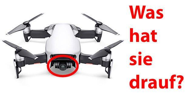 DJI Mavic Air Raw Footage, also unbearbeitetes Video-Material der 4K-Kameradrohne mit 3-Achsen-Gimbal gibt Aufschluss über die Qualität der Aufnahmen. 4K Unedited Drone Flight Footages