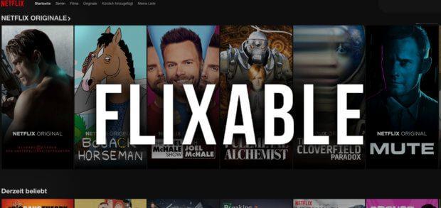 Flixable bietet eine Übersicht neuer Filme und Serien bei Netflix. Zudem gibt es eine chronologische Liste auslaufender Streaming-Inhalte.
