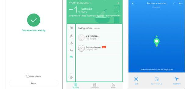 Ist der Xiaomi Vacuum Robot der zweiten Generation eingerichtet, kann es schon losgehen.