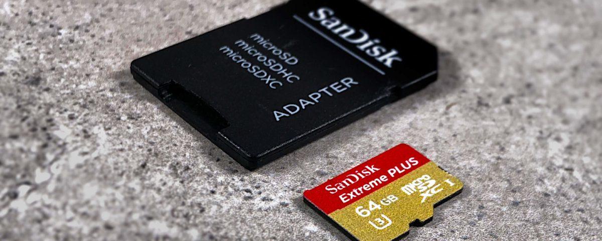 Ich setze seit Jahren auf SanDisk-Karten und hatte bisher keinen Ausfall. Die Extreme Plus hier war schon in meiner Mavic Pro und tut immer noch ihren Dienst.