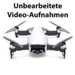 DJI Mavic Air Raw Footage: Videos der 4K Kamera-Drohne