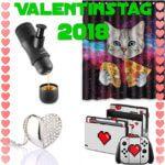 Valentinstag – Geschenke-Ratgeber für Nerd-Freundin und Geek-Freund
