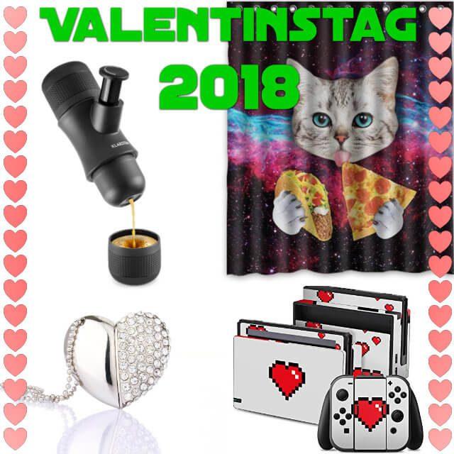 Valentinstag 2018 Geschenke Fur Die Freundin Den Freund