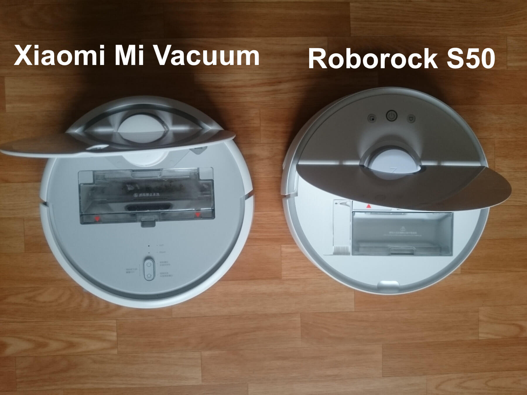 Test: Roborock Sweep One S50 Saugroboter (Xiaomi Mi Vacuum ...
