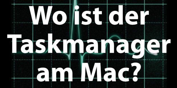 Strg + Alt + Entf funktioniert am Mac nicht, da es unter macOS keinen Taskmanager wie in Windows gibt. Dafür findet ihr am Apple-Computer die Aktivitätsanzeige, welche euch die entsprechenden Informationen bietet!