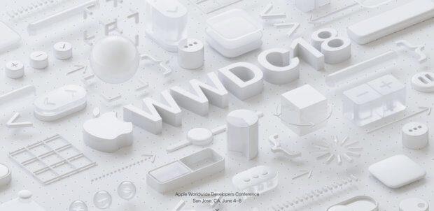 Die Apple WWDC18 in San Jose wird vom 4. bis 8. Juni 2018 stattfinden.