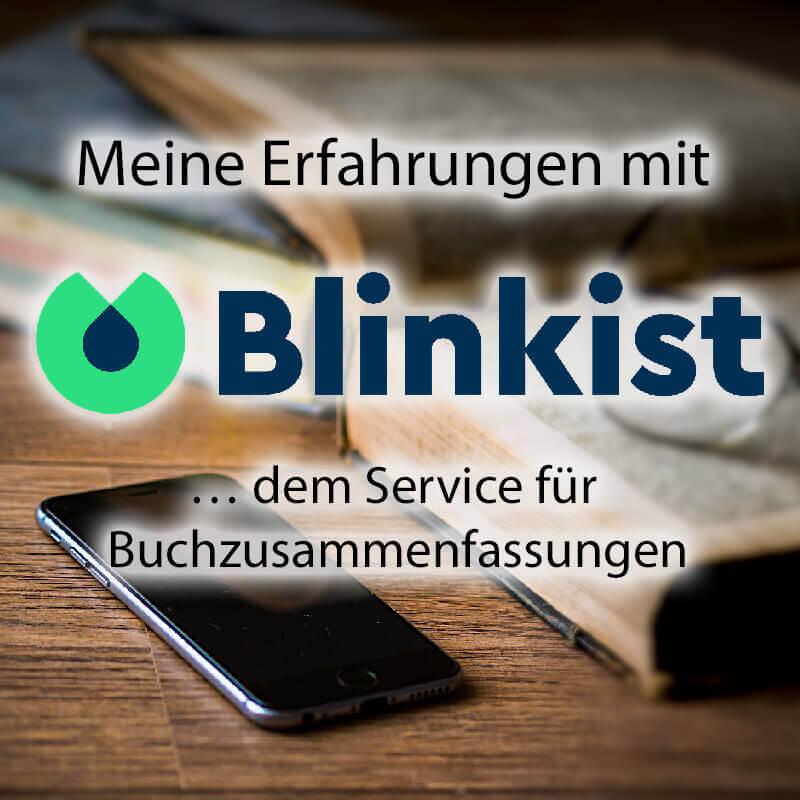Blinkist Im Test Meine Erfahrungen Mit Dem Service