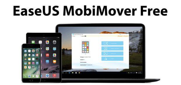 MobiMover Free von EaseUS ist eine Windows-Software für die Verwaltung von Dateien auf einem iOS-System per USB-Verbindung. (Bild: EaseUS)