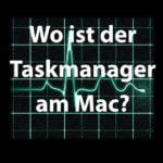 "Strg+Alt+Entf am Mac: So kommst du zum macOS-""Taskmanager"""
