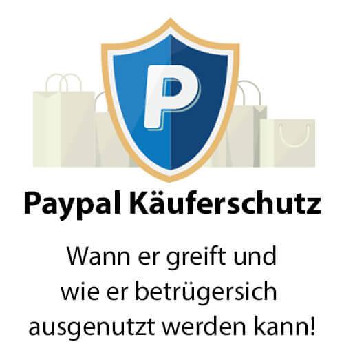 Die Käuferschutz von Paypal ist unter normalen Umständen eine hilfreiche Sache – leider kann er aber auch von Betrügern ausgenutzt werden.