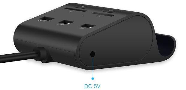 Der UGREEN USB-Hub mit 3.0-Technologie und Kartenleser für vier Formate (SD, TF, MS und M2) in einem kostet nicht viel. Bilder: Amazon