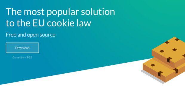 Die Cookie Consent Web-App hilft euch direkt im Browser, einen Hinweis auf Cookies für eure Webseite zu erstellen. Damit seid ihr für die EU-DSGVO 2018 gerüstet.