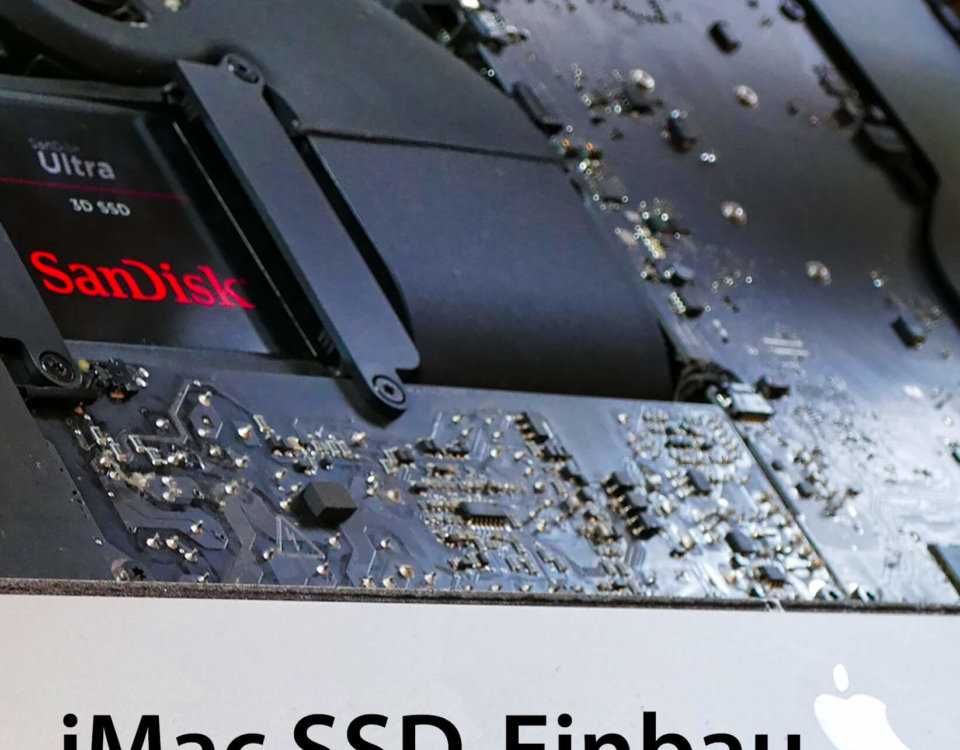 iMac SSD EInbau Beitragsbild