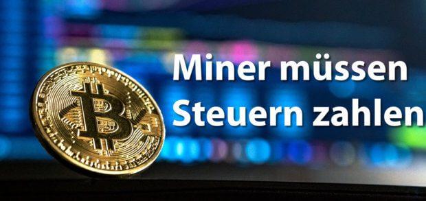 Bitcoin-Mining und Handel mit Kryptowährungen - beides kann eine Steuerpflicht mit sich bringen. Bitcoins und Steuern gehören also oft zusammen.