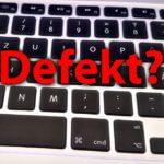 Leserfrage: Manche Tasten am Mac / MacBook funktionieren nicht mehr