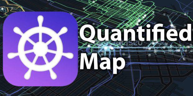 Die Quantified Map App zeigt Geodaten von Fotos auf einer Karte und erstellt Heatmaps eurer Bewegungsdaten - inkl. Auswertung der Fortbewegungsart. Infos, Privatsphäre-Details und Download von QuantifiedMap findet ihr hier!
