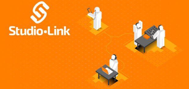 Studio Link ist eine moderne Lösung für das Audio-Streaming im Internet.