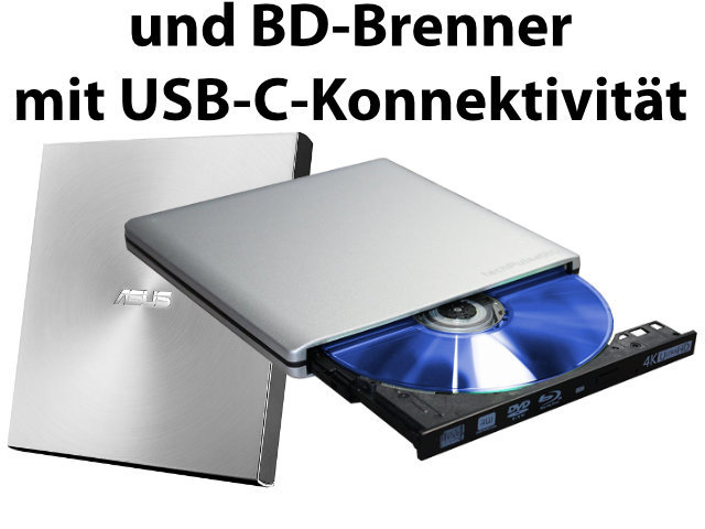 externe usb c dvd und blu ray brenner f r apple mac. Black Bedroom Furniture Sets. Home Design Ideas