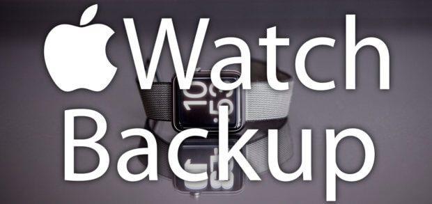 Wie macht man ein Apple Watch Backup und wie klappt die Wiederherstellung? Hier gibt's alle Infos zu Kopplung und Datensicherung inkl. iPhone.