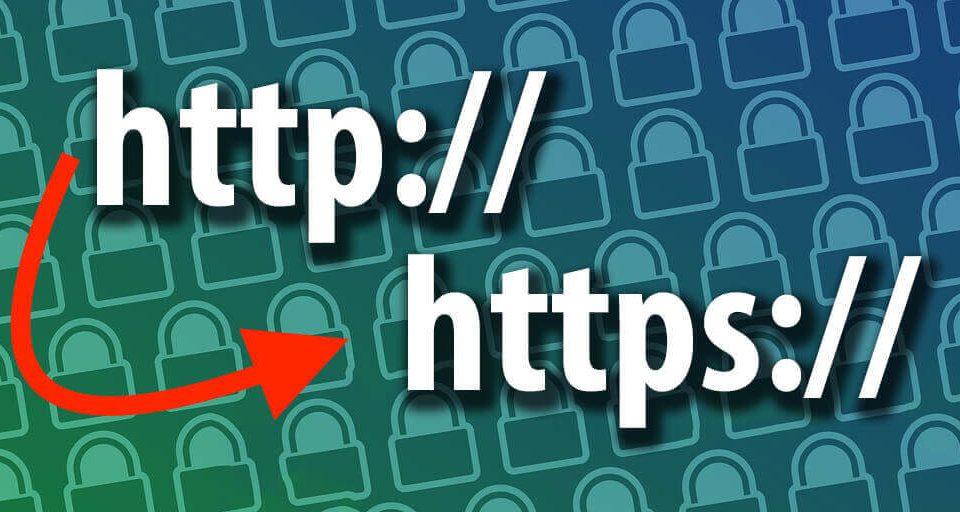 Beitragsbild: Umstellung von http auf https per htaccess Datei