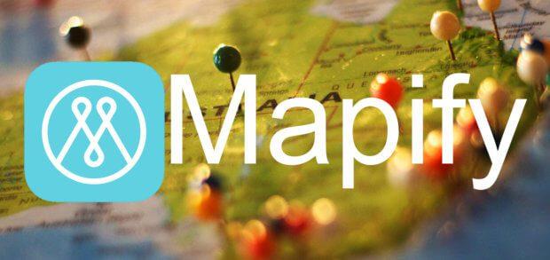 Mapify ist eine Reise-App fürs iPhone zum Teilen von Trips und Fotos, zum Planen und Endecken. Infos und gratis Download hier!