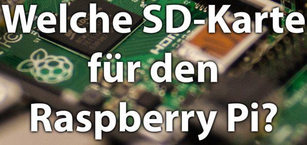 Welche SD-Karte für den Raspberry Pi bzw. welche microSD für den RasPi ist die richtige / beste? Hier Empfehlungen und offizielle NOOBS-Karten als Speicher und Boot-Laufwerk im Minicomputer.