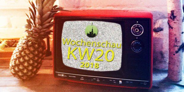 Die Sir Apfelot Wochenschau zur KW 20 2018: E-Mail-Verschlüsselung, Dashcams in Deutschland, Xbox Adaptive Controller, Tim Cook und mehr.