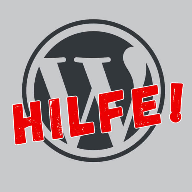 Wordpress Hilfe