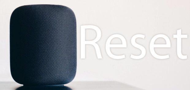 Den Apple HomePod Reset zum Zurücksetzen auf Werkseinstellungen könnt ihr direkt am Lautsprecher oder in der Home App auf dem iPhone veranlassen.