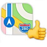 5 Gründe, warum Apple Karten besser ist als Google Maps