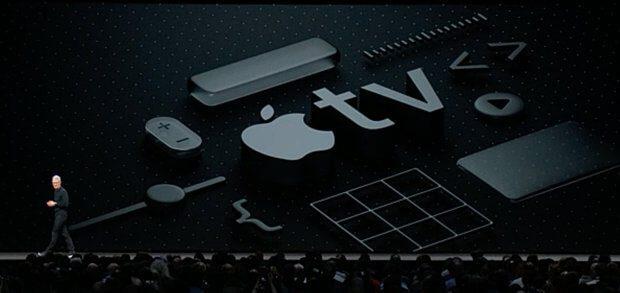 Die diesjährige Juni-Keynote als Auftakt der WWDC 2018 in San Jose brachte Neues zu Apple TV 4K und tvOS. Details dazu gibt's hier!