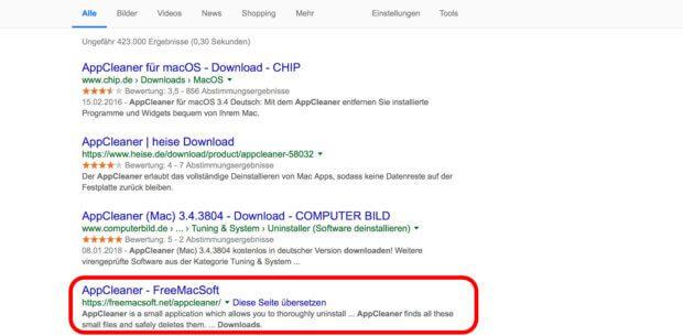 """Warum man keine Software von Download-Portalen runterladen sollte: Zwar erscheinen sie bei einer Google-Suche als erstes, bieten aber neben der eigentlichen App viel """"Zubehör"""", das Probleme macht und alles andere als gewollt ist."""
