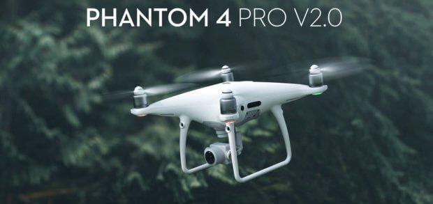 Die DJI Phantom 4 Pro V2.0 habe ich kürzlich erst als solche erkannt. Der Vergleich zur ersten Version fällt nicht umfangreich aus.