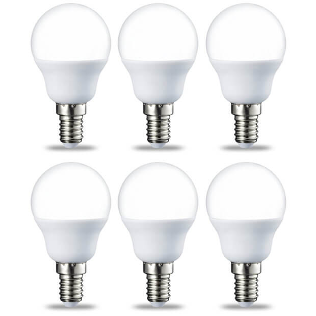 E14 LED Leuchtmittel - Test-Sieger 2017 und Bestseller 2018 » Sir ...