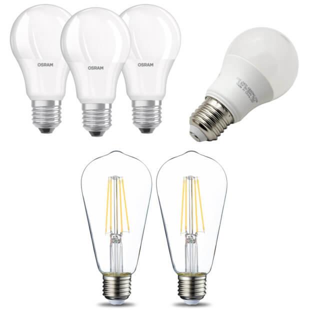 E27 LED Leuchtmittel Test 2017 und Bestseller 2018 » Sir Apfelot