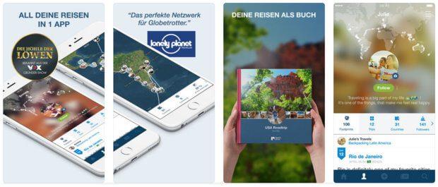 Die FindPenguins App ist ein Travel Tracker für iOS. Reiseroute festhalten, einzelne Ziele mit Fotos und Text versehen, Orte teilen und Empfehlungen erhalten sowie ein Fotobuch erstellen (lassen) - all das ist möglich. Find Penguins fürs Handy