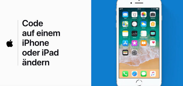 Den iPhone Passcode ändern oder einen Code unter iOS festlegen - mit dieser Anleitung ist es kinderleicht.