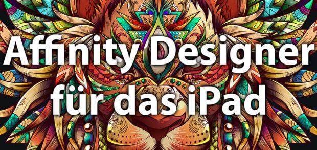 Serif hat nun endlich den Affinity Designer für iPad veröffentlicht. Der Download kostet bis 25. Juli 2018 nur 14,99 Euro!