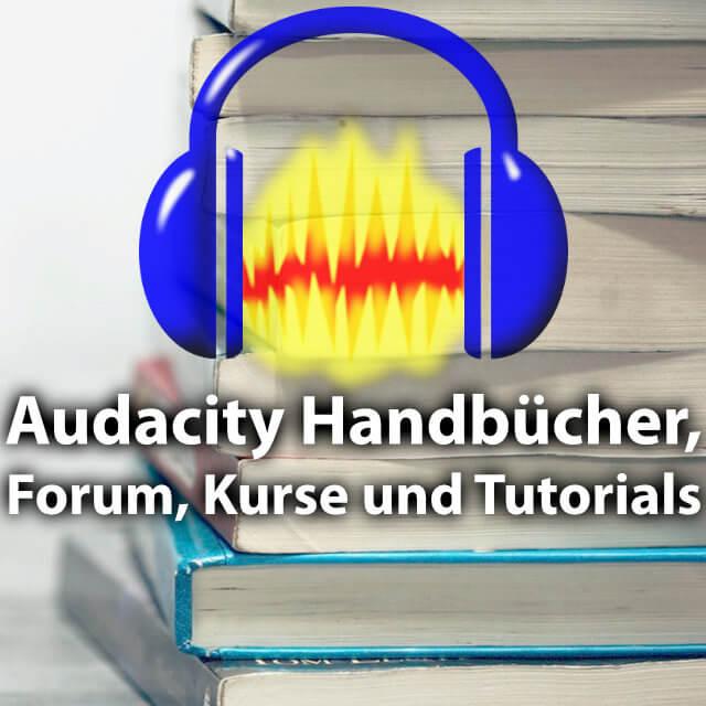 audacity handbuch